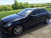 2010 MERCEDES-BENZ Mercedes-Benz E-Class AMG Sport Package 4 Door