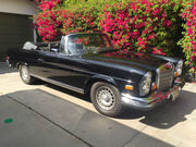 1971 Mercedes-Benz 200-Series 280SE 3.5 CABRIOLET