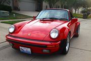 1987 Porsche 911 930 turbo carrera coupe