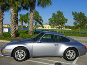 1996 Porsche 911Carrera Coupe 2-Door