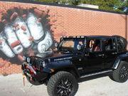 2012 Jeep Wrangler 13500 miles