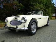 1962 Austin Healey 3000 BN7