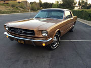 1965 Ford MustangCoupe