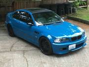 2001 BMW M3 M3 E46 LSB