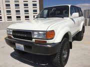 1993 Toyota Land Cruiser Land Cruiser