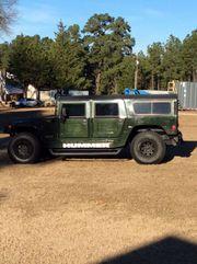 2000 Hummer H1 28971 miles