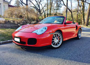 2004 Porsche 911 Turbo AWD Convertible Stick