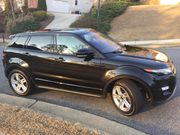 2013 Land Rover Evoque Dynamic 4 door