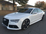 2016 Audi RS7 Quattro 560hp