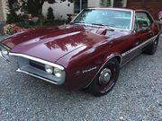 1967 Pontiac Firebird 326 HO Deluxe Interior